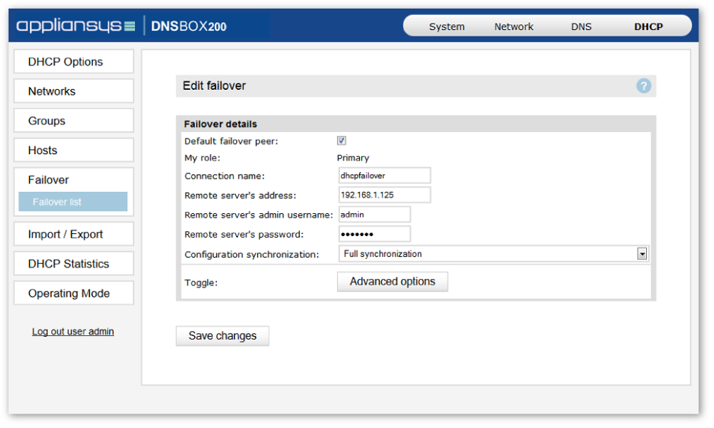 DNSBOX - Easy, Affordable DNS Redundancy | ApplianSys